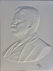 Mercanti Theodore Roosevelt plaster