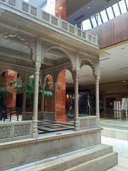 Hilton Anatole lobby