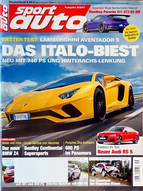 sport auto 9/2017