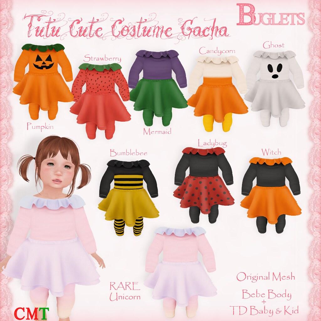 Tutu Cute Costume Gacha AD - TeleportHub.com Live!