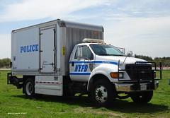 NYPD - 2003 Ford F650 Truck - ESU - 8413 (1)