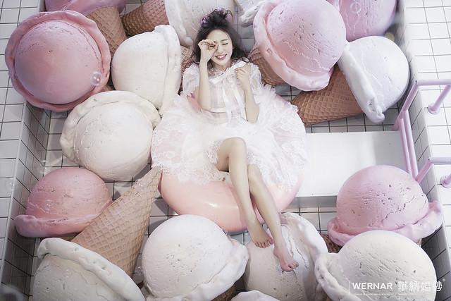 IG打卡熱點,我是塔拉朵冰淇淋店,台中婚紗,台中婚紗外拍景點,I'm Talato,婚紗攝影