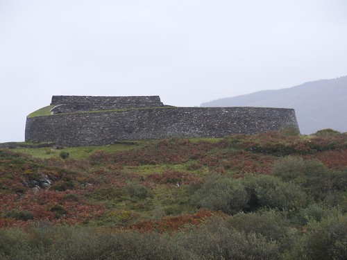 Cahergall Stone fort, Co. Kerry