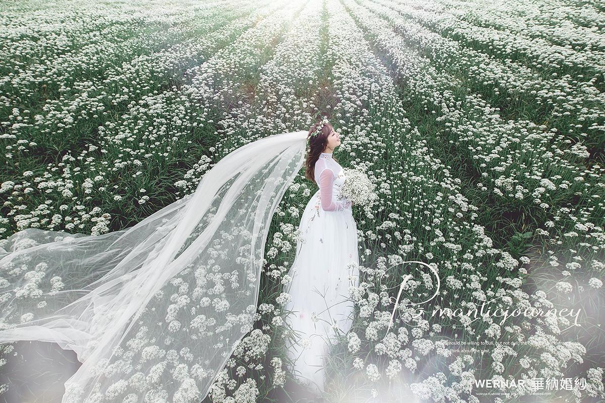 婚紗攝影,自主婚紗,婚紗照,婚紗推薦,季節限定,花海婚紗,韭菜花海