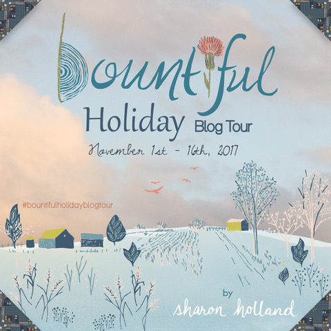 Bountiful Holiday Blog Tour graphic