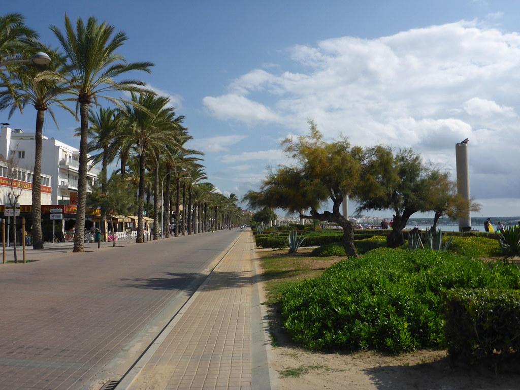 Mallorca Playa De Palma Hotel Pil Lari Playa