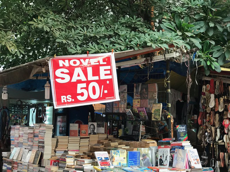 City Hangout - The Bookshop Ghosts of PVR Anupam, Saket