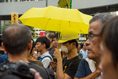 #928 - Third anniversary of Occupy Central