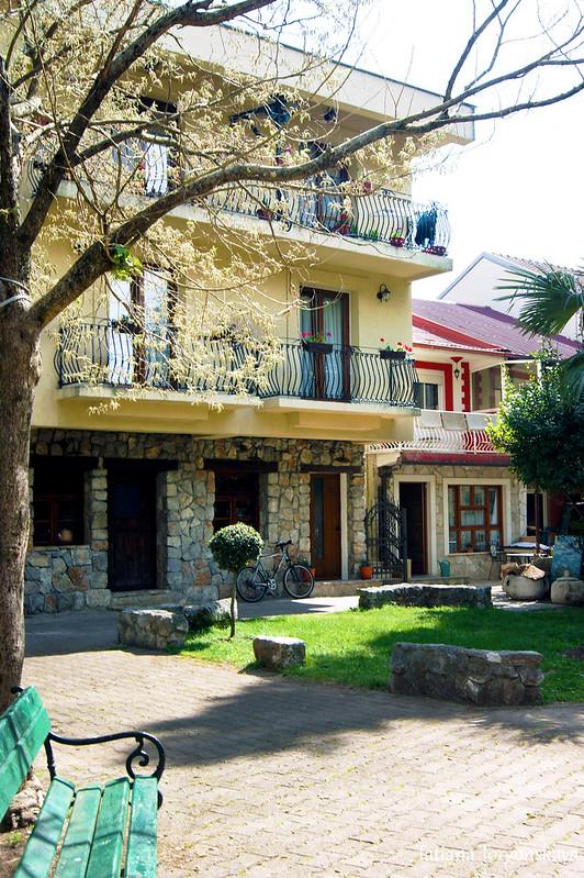 Вирпазарские дома