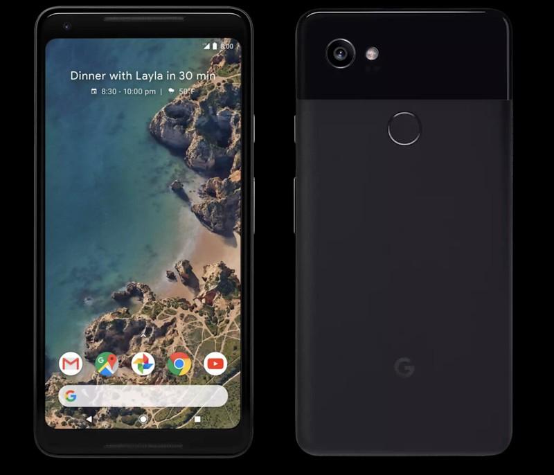 Google Pixel 2 XL - Just Black