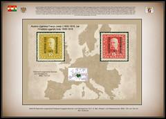 Stamps Bosnien und Herzegovina AU 1879-1918.