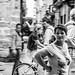 La chica en bicicleta