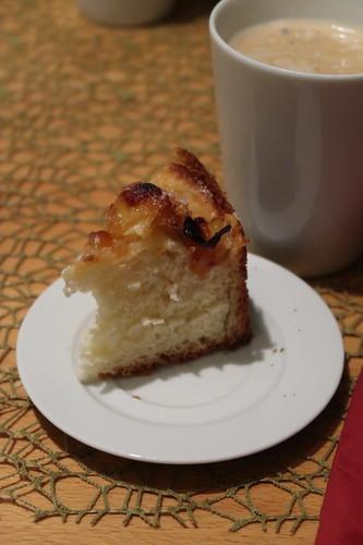 Brioche mit Apfelkruste (mein 1. Stück)