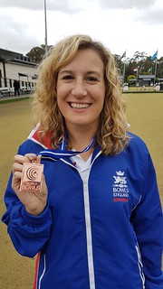 Bronze medalist, World champion of champions singles 2017
