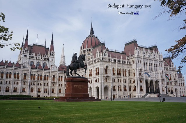 2017 Europe Budapest 09 Hungarian Parliament Building