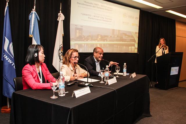 """Taller Técnico: """"Estudio OMT – WTCF sobre Rendimiento del Turismo Urbano"""", 26 de septiembre de 2017, Buenos Aires, Argentina"""