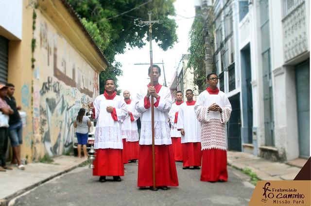 Círio dos Pobres em Belém/PA