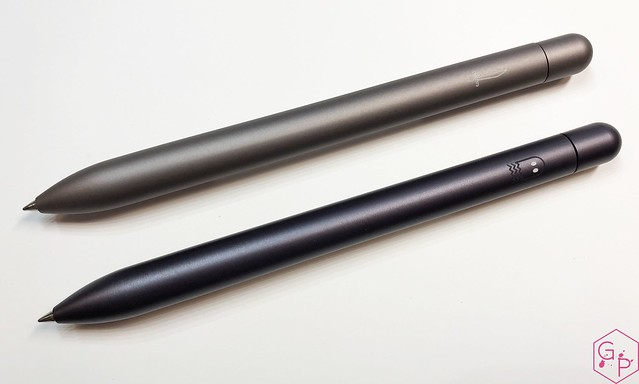 Review @BaronFig Limited Edition Squire The Insightful Spectre Rollerball Pen 15