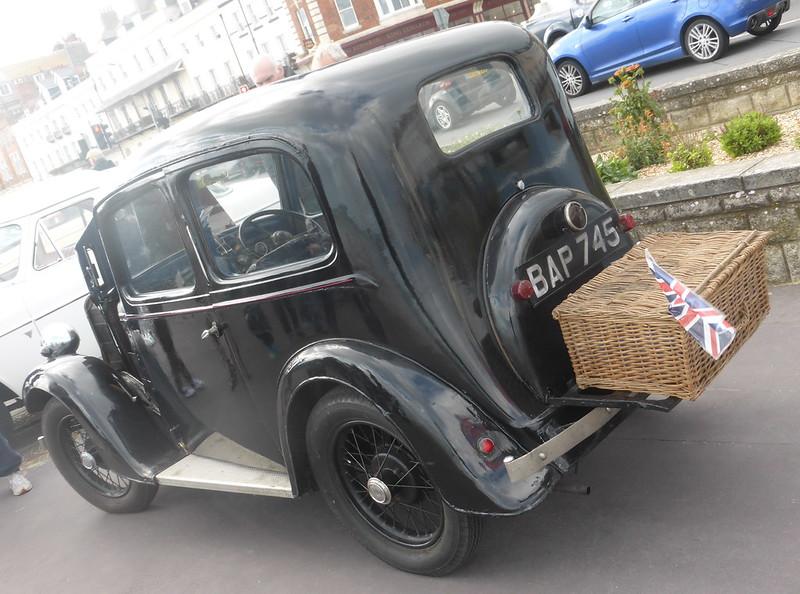 Austin 7 (1938)