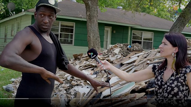 Abby Martin: After Hurricane Harvey, Abandoned Community Takes Charge