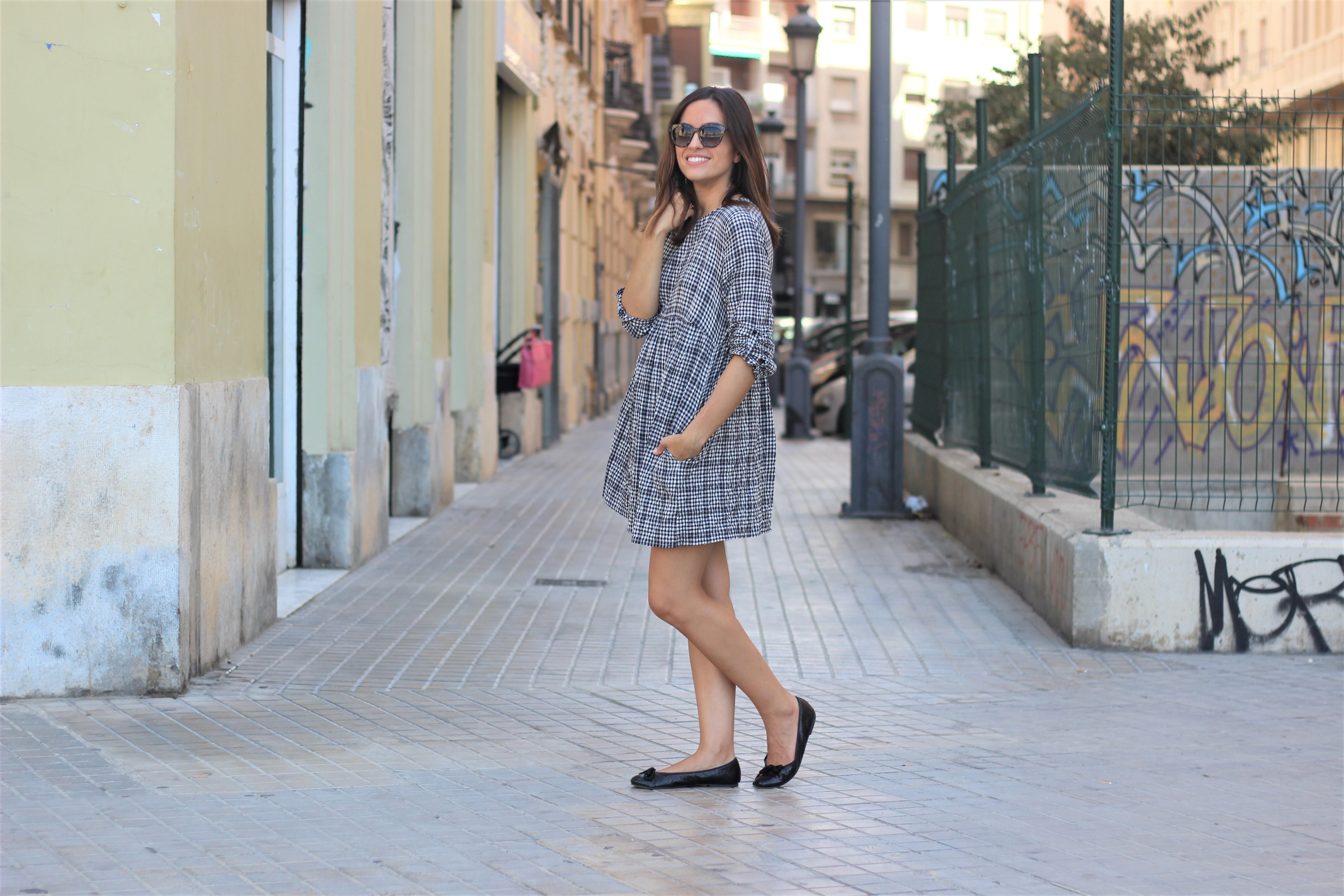 Vestido de cuadros_ Rojo Valentino (18)