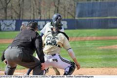 2016-03-25 1758 COLLEGE BASEBALL Western Michigan at Butler