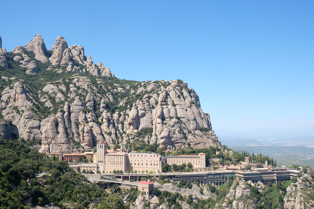Montserrat   Spain and Portugal Itinerary