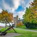 Conwy Castle Autumn
