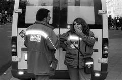 Street notes: Ambulance. A short respite.
