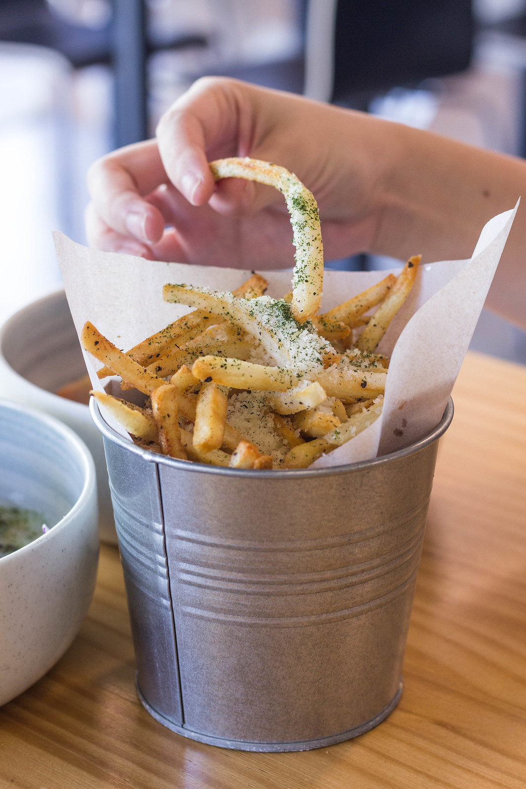 The Playground Coffee - Truffle Fries