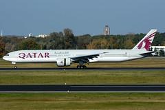 A7-BEE   Boeing 777-3DZ(ER)   Qatar Airways