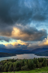 Looking out over Windermere