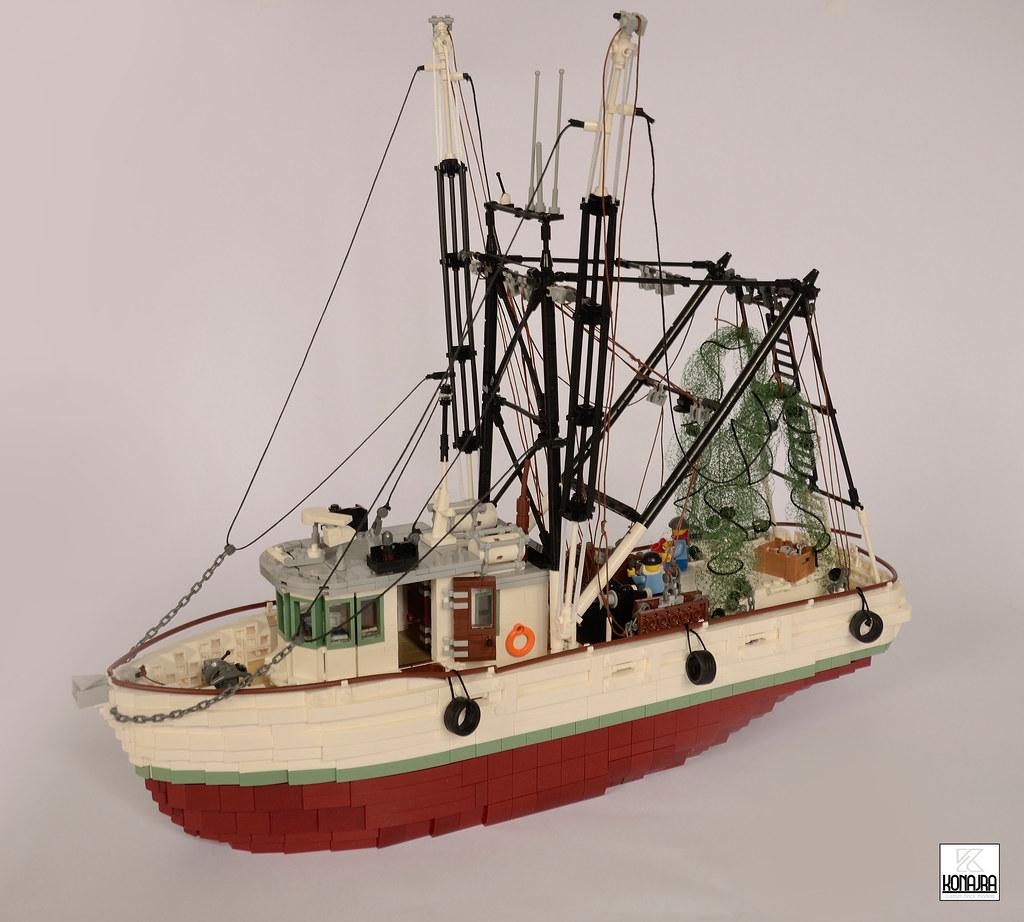"""Shrimpboat """"Goin' South"""""""