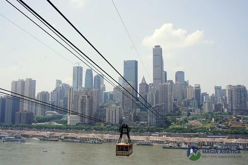 Chongqing rascacielos