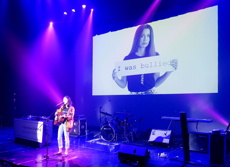 10 Penshoppe IAMDIFFERENT Anti-bullying Campaign - Gen-zel She Sings Beauty