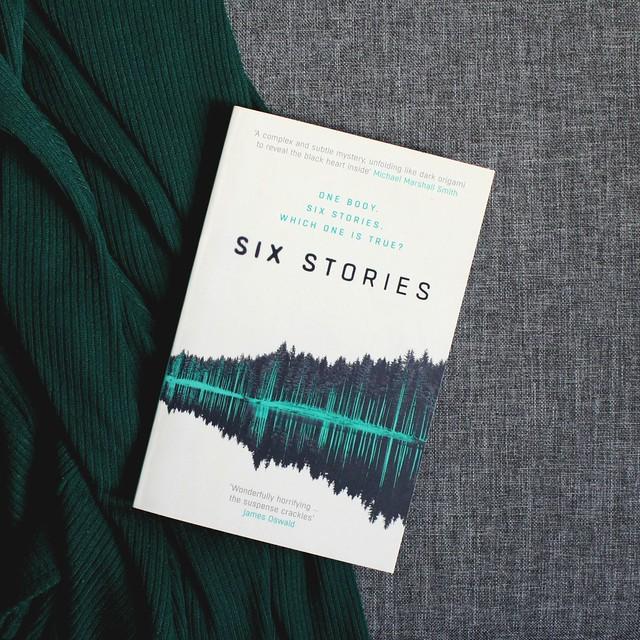 Matt Wesolowski: Six Stories