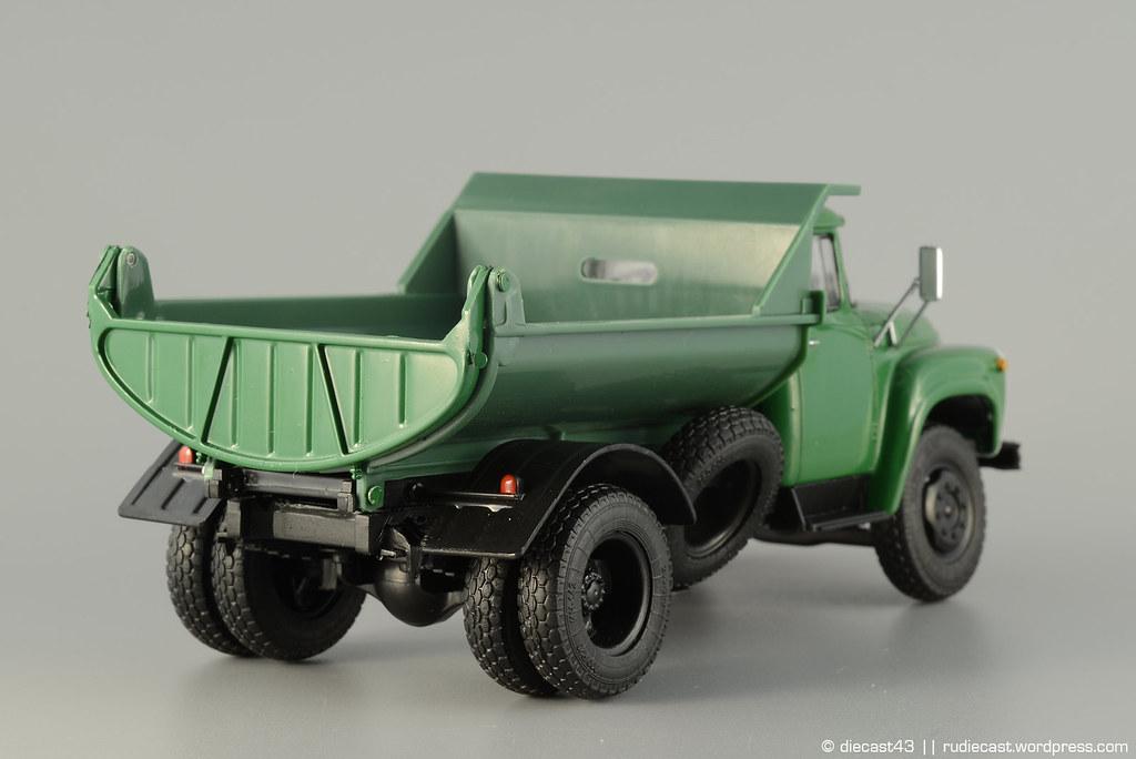 ЗиЛ-130 Автолегенды СССР Грузовики