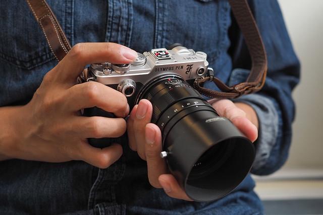 Voigtlander 42.5mm f/0.95|人像鏡運動會