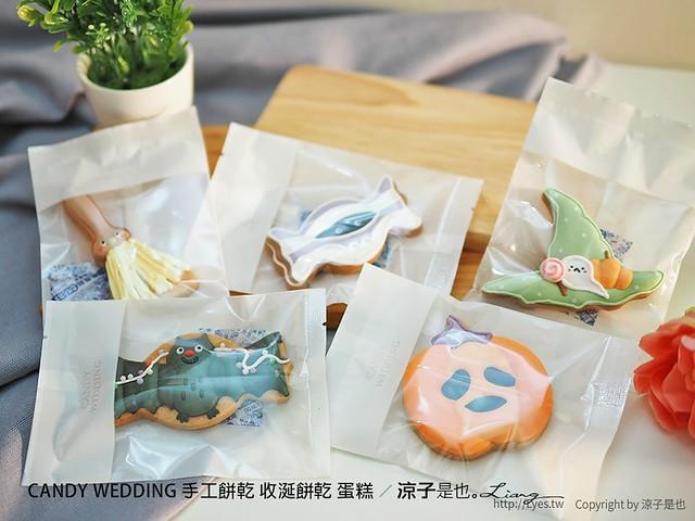 CANDY WEDDING 手工餅乾 收涎餅乾 蛋糕 22