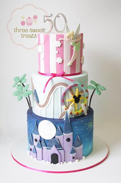 Cake by Three Sweet Treats