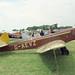 G-AEVZ BA Swallow II