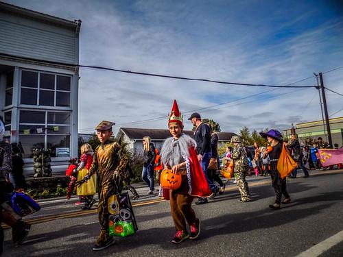 Edison Halloween Parade-28