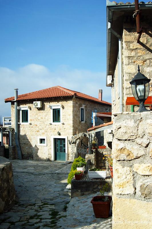Улица в нижней части Старого города