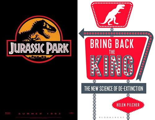 bring back the king + jurassic park