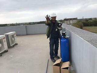 [安裝實績]大金剛全戶式過濾器(全屋軟水)安裝分享-新竹-小伍淨水