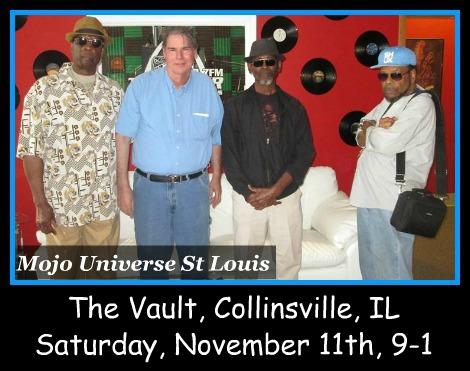 Mojo Universe St Louis 11-11-17