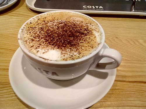 Costa Coffee Nov 17