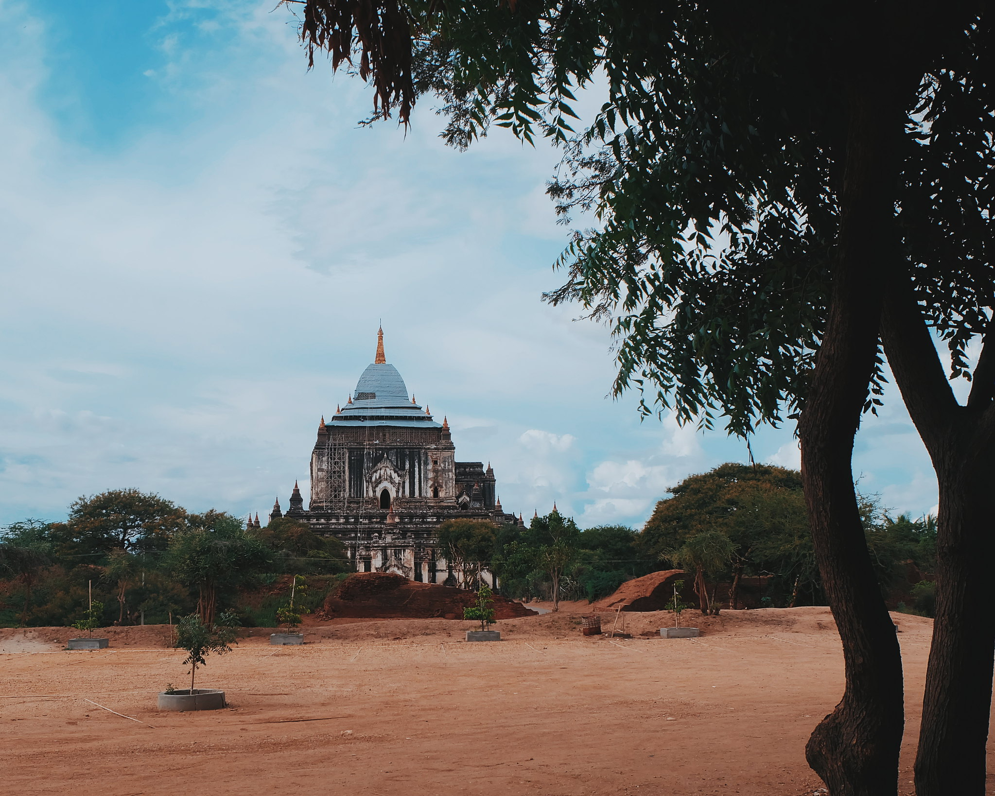 Myanmar Itinerary Day 2: Temples of Bagan Travel Blog