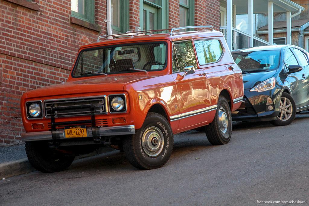 Старые автомобили на улицах Нью-Йорка - 29 samsebeskazal-3772.jpg