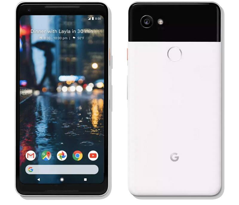 Google Pixel 2 XL - Black & White
